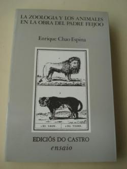 Ver os detalles de:  La zoología y los animales en la obra del Padre Feijoo