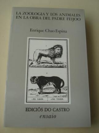 La zoología y los animales en la obra del Padre Feijoo - Ver los detalles del producto