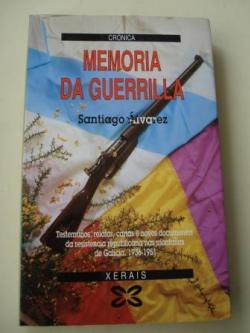 Ver os detalles de:  Memoria da guerrilla