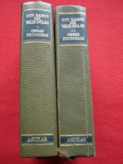 Ver os detalles de:  Obras escogidas. Vol. I e II