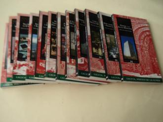 GALICIA ENTERA. Colección Completa: 12 volúmenes - Ver os detalles do produto