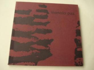 MANOLO PAZ. Catálogo Exposición, Estación Marítima - A Coruña, 1999 - Ver los detalles del producto