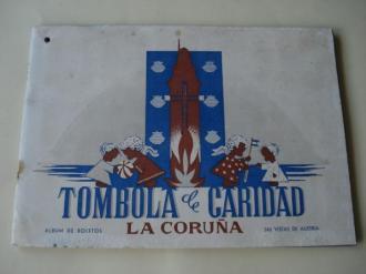 Tómbola de caridad (La Coruña). Álbum de boletos con 240 vistas de Austria (Completo) - Ver los detalles del producto