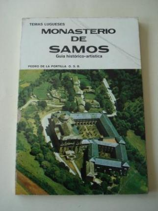 Monasterio de Samos. Guía histórico-turística - Ver los detalles del producto