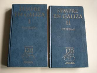 Sempre en Galiza (2 tomos) - Ver os detalles do produto