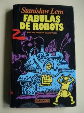 Fábulas de robots - Ver os detalles do produto
