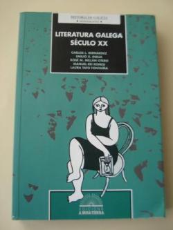 Ver os detalles de:  Literatura Galega século XX