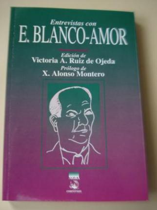 Entrevistas con E. Blanco-Amor (Texto en castellano) - Ver os detalles do produto
