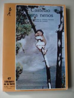 Ver os detalles de:  Castelao para nenos (Edición de Modesto Hermida)
