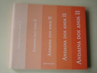 Andaina dos anos II (Textos en galego) - Ver os detalles do produto