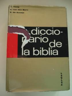 Ver os detalles de:  Diccionario de La Biblia