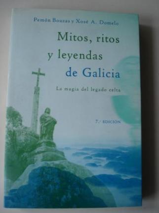 Mitos, ritos y leyendas de Galicia (7ª ed.) - Ver os detalles do produto
