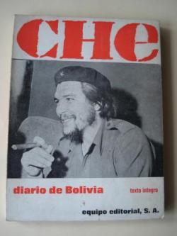 Ver os detalles de:  Diario de Bolivia. Texto íntegro