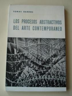 Ver os detalles de:  Los procesos abstractivos del arte contemporáneo