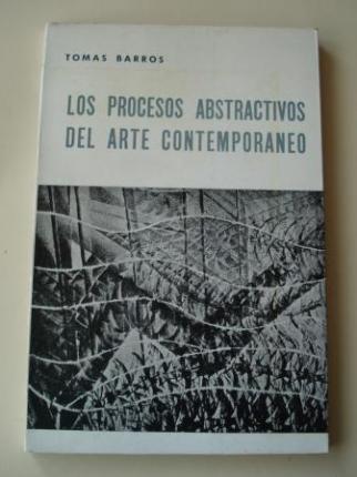 Los procesos abstractivos del arte contemporáneo - Ver los detalles del producto
