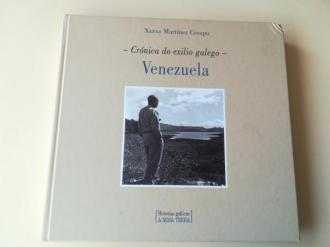 Crónica do exilio galego. Venezuela (Fotografías + CD) - Ver los detalles del producto