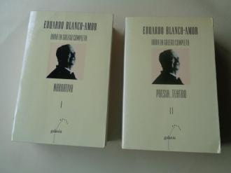 Obra en galego completa (2 tomos). Tomo I: Narrativa - Tomo II: Poesía.Teatro - Ver los detalles del producto