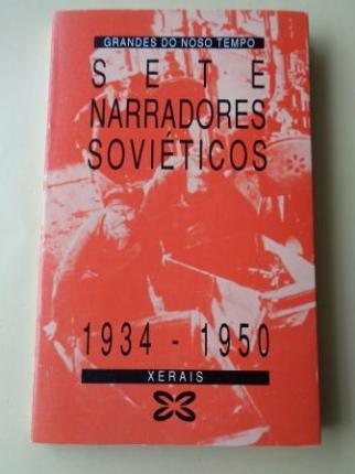 Sete narradores soviéticos (1934-1950) - Ver los detalles del producto
