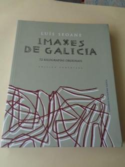 Ver os detalles de:  Imaxes de Galicia. 72 xilografías orixinais. Edición comentada