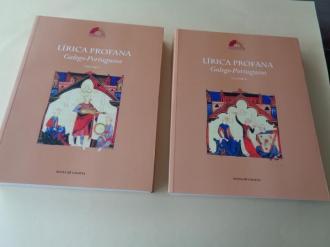 Lírica Profana Galego-Portuguesa. Volumes I e II - Ver los detalles del producto