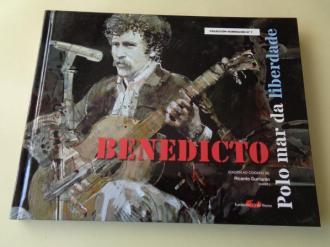 Benedicto. Polo mar da liberdade (Libros + DVD) - Ver los detalles del producto