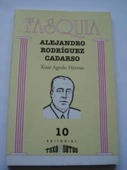 Ver os detalles de:  Alejandro Rodríguez Cadarso