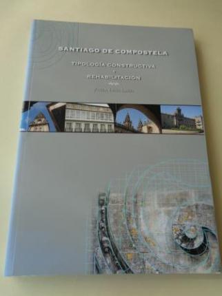 Santiago de Compostela. Tipología constructiva y rehabilitación - Ver os detalles do produto