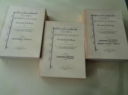 Ver os detalles de:  Flora descriptiva e ilustrada de Galicia. 3 tomos