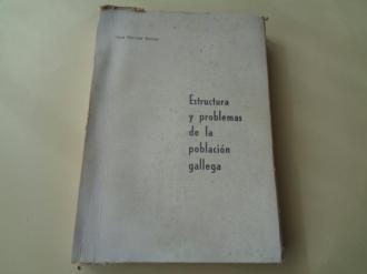 Estructura y problemas de la población gallega - Ver los detalles del producto
