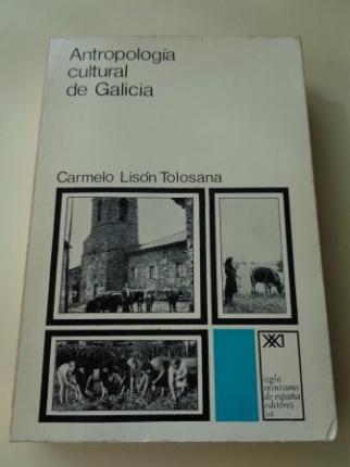 Antropología cultural de Galicia - Ver los detalles del producto