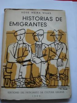 Ver os detalles de:  Historias de emigrantes (1ª edición)