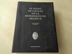 Ver os detalles de:  El Reino de Galicia en la monarquía de Felipe II