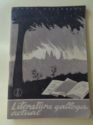 Literatura gallega actual. Temas españoles, núm. 335 - Ver los detalles del producto