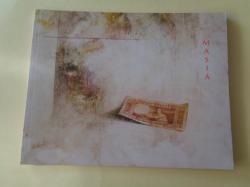 Ver os detalles de:  RAFAEL ROMERO MASIÁ. Catálogo Exposición. Galería Ceferino Navarro. Granada, 2006