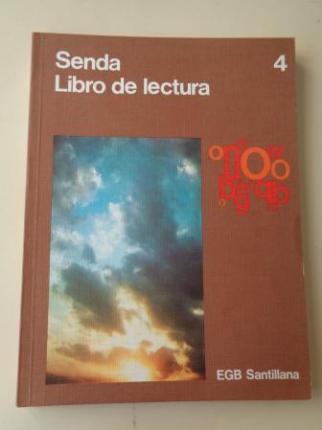 Senda 4. Libro de lectura (1979) - Ver los detalles del producto