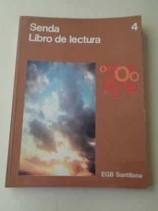 Senda 4. Libro de lectura (1977) - Ver los detalles del producto
