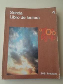 Ver os detalles de:  Senda 4. Libro de lectura (1977)