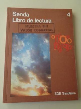 Senda 4. Libro de lectura (1978) - Ver los detalles del producto