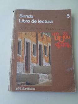 Ver os detalles de:  Senda 5. Libro de lectura (1976)