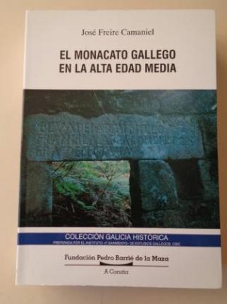 El Monacato gallego en la Alta Edad Media. 2 tomos - Ver os detalles do produto