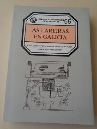 As lareiras en Galicia. Cadernos do Seminario de Sargadelos, nº 95 - Ver los detalles del producto
