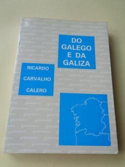 Ver os detalles de:  Do galego e da Galiza