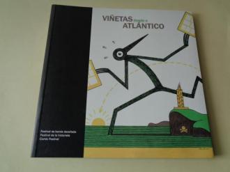 Viñetas desde o Atlántico. Catálogo. A Coruña, 2014 - Ver los detalles del producto