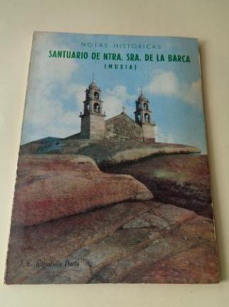 Santuario de Ntra. Sra. de la Barca (Muxía). Notas históricas - Ver os detalles do produto