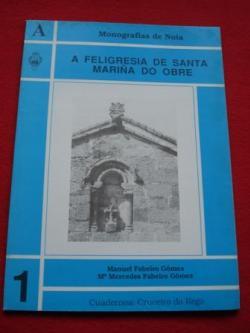 Ver os detalles de:  A feligresía de Santa Mariña do Obre (Galicia)