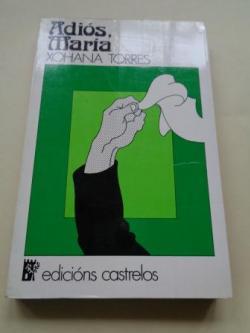 Ver os detalles de:  Adiós, María (2ª edición)