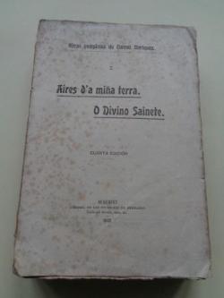 Ver os detalles de:  Aires d´a miña terra (4ª edición)