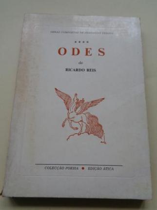 Odes de Ricardo Reis - Ver los detalles del producto