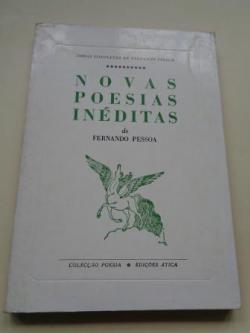 Ver os detalles de:  Novas poesías inéditas