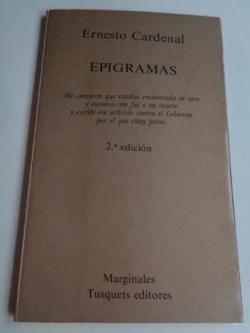 Ver os detalles de:  Epigramas